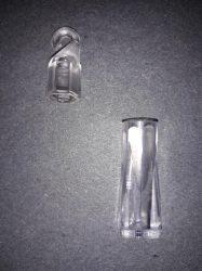 Reluxa üvegpálca vég + kampó